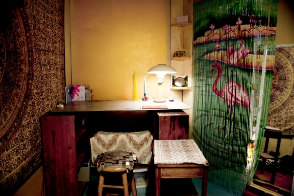 Quirky arty guesthouse in Wiliamsburg