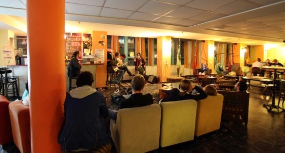Fun times - great award winning hostel!