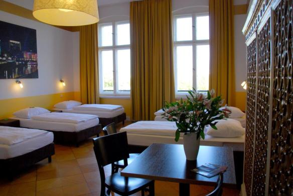 Award winning boutique Berlin hostel