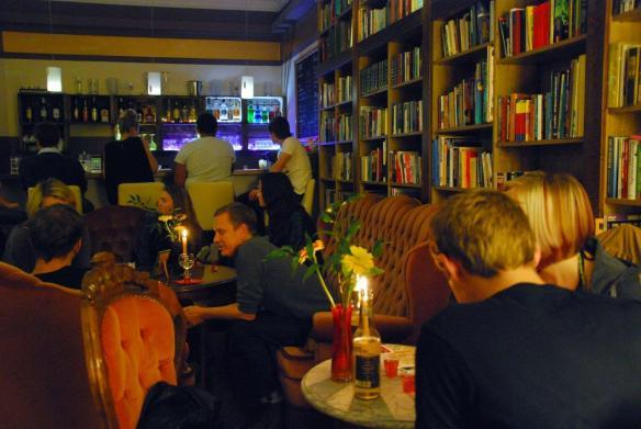 Bar abends