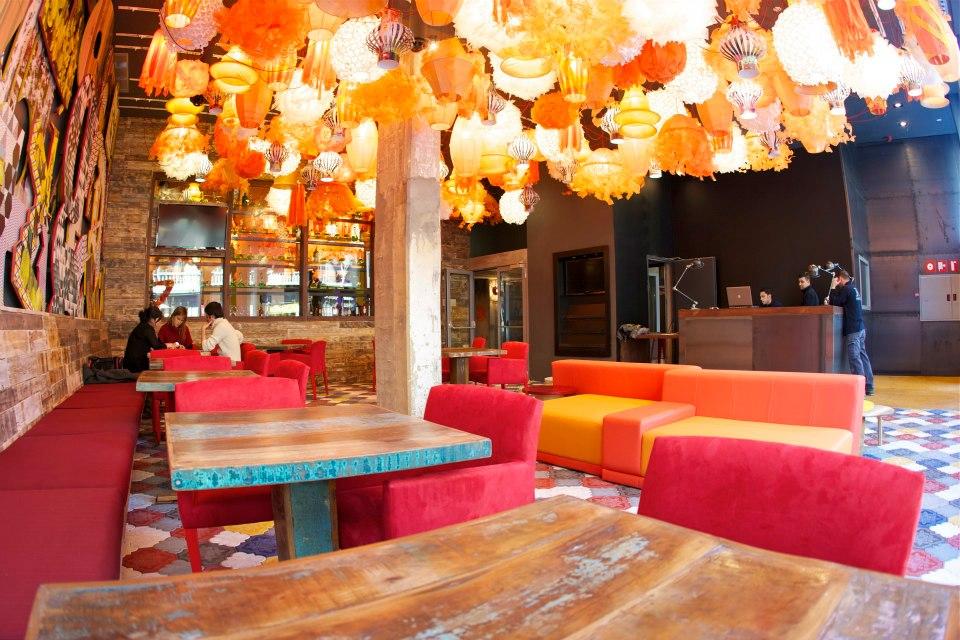ryans air adventures generator hostel hotel barcelona opens photos. Black Bedroom Furniture Sets. Home Design Ideas