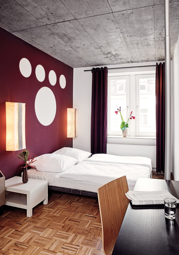 Frankfurt's finest hostel - clean, safe and fun