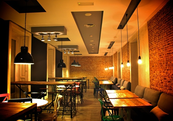 Restaurante U hostels 5